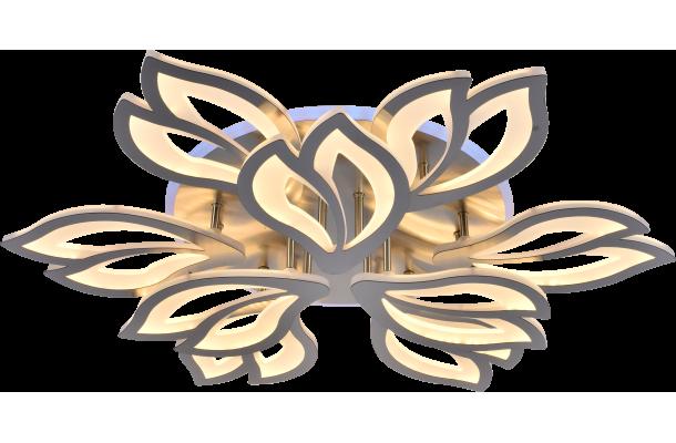 Светильник светодиодный 5060/198 NICKEL  (1)