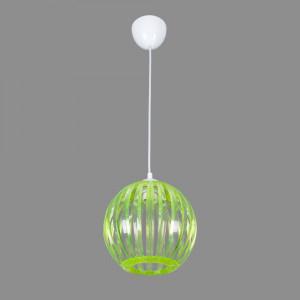 Светильник подвесной 0333/1 зеленый (5) (1)