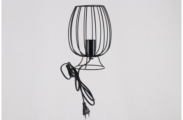 Декоративная лампа 4062 BK+BK (1) (1)